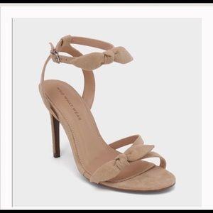 NIB Who What Wear Eden Taupe High Heels